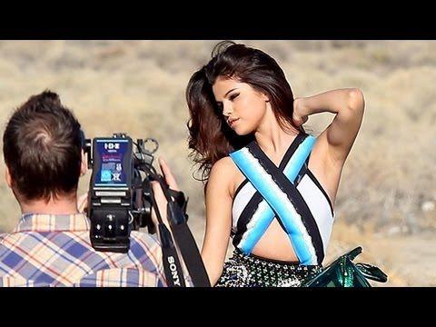 Selena Gomez's Desert Photoshoot