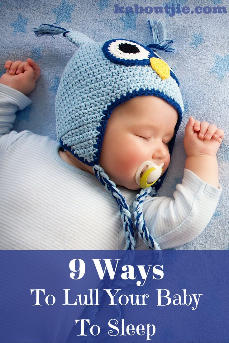 9 Ways To Lull Your Baby To Sleep That Really Work As a parent of a baby one of the things that is going to be featuring very heavily in your life for the next few months or perhaps even years is getting your baby to sleep. Some babies sleep well and others will find it terribly hard to go to sleep. Here are some ways that many parents find incredibly helpful for getting their babies to sleep, I hope they work well for you!  #GuestPost #GetBabyToSleep #BabySleep #WaysToGetBabyToSleep…