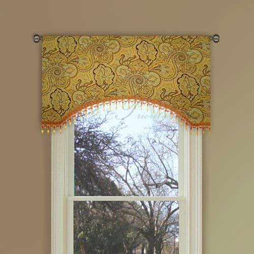 11 best delaine valance sewing pattern images on pinterest sewing patterns cornices and - Kitchen valance patterns ...