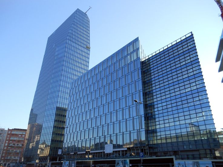 Torre Diamante-Diamond Tower Milano Milan Porta Nuova