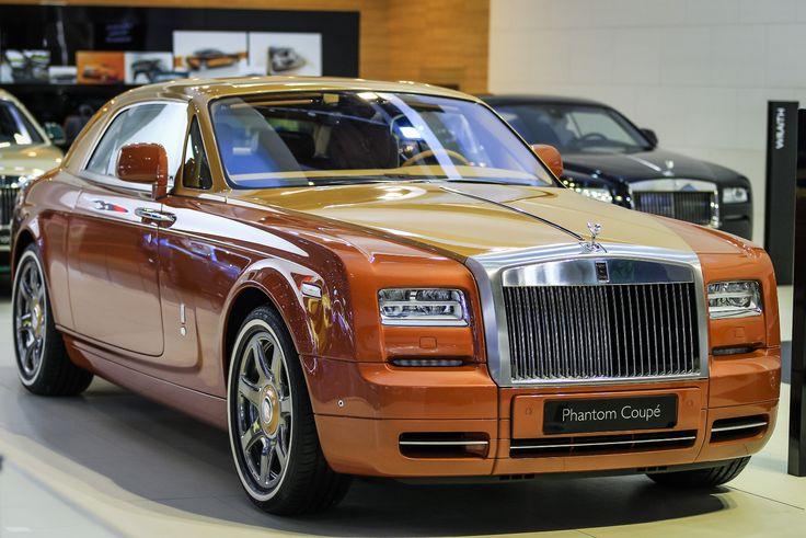 Rolls-Royce Phantom-Coupe