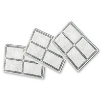 Pioneer Pet Filters for Plastic Tranquility & Serenity Fountains #3032 - 3-pack
