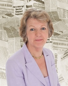 Penelope Keith appears in the play titled  Good Grief at the Theatre Royal Bath