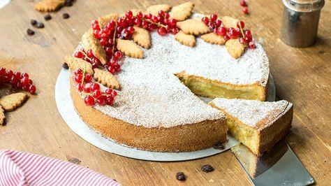Das perfekte Apfelkuchen-Rezept: Der Teig muss nicht ruhen und die Apfel-Füllung ist ohne großen Aufwand fix zubereitet. Klappt schnell, ist einfach, gelingt immer und ist soooo lecker – unser Favorit!