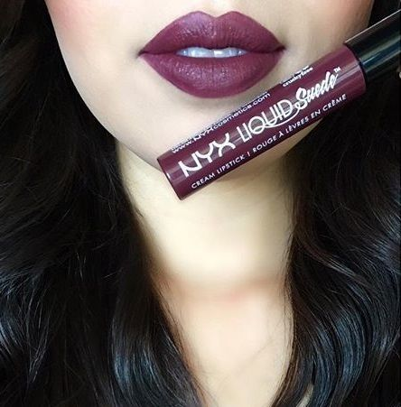 "Nyx Cosmetics ""Vintage"" Liquid Suede Pinterest : @fxknthugglife"