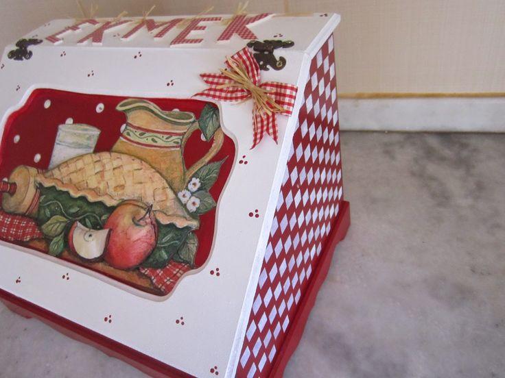 ekmek kutusu dekupaj - Google'da Ara