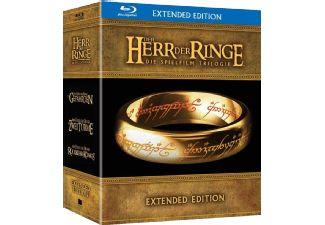 Der Herr der Ringe - Extended Edition Trilogie - (Blu-ray)