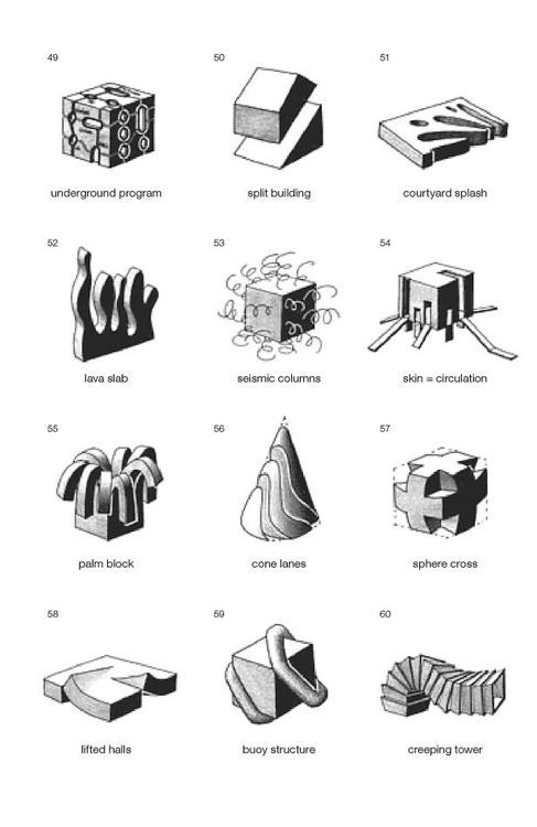 Siteless: 1001 Building Forms François Blanciak