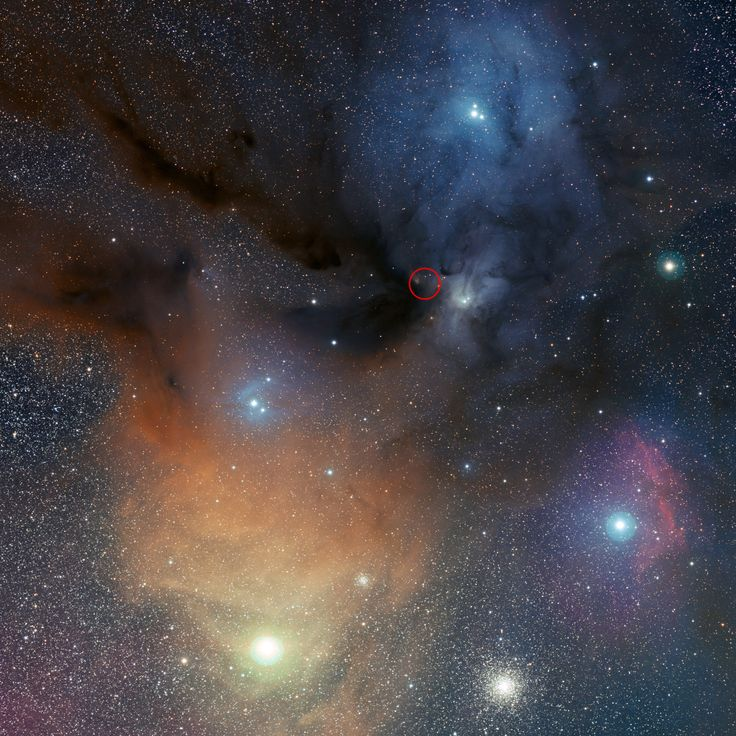 >The Rho Ophiuchi star formation region, where hydrogen peroxide has been detected in space js