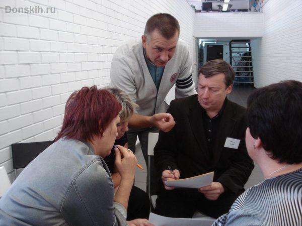 Известия УР. Андрей Донских проводит деловую игру