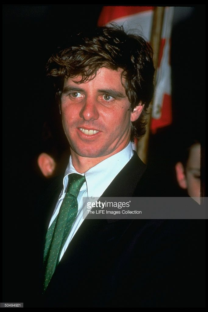 Michael Kennedy, Bobby Kennedy's creative philanthropist & political counselor son.
