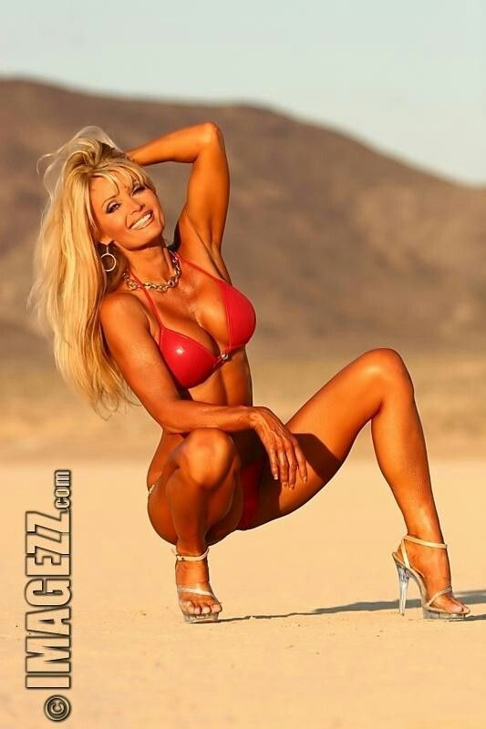 Ashley lawrence aka fembomb laser bikini enhanced - 1 part 9