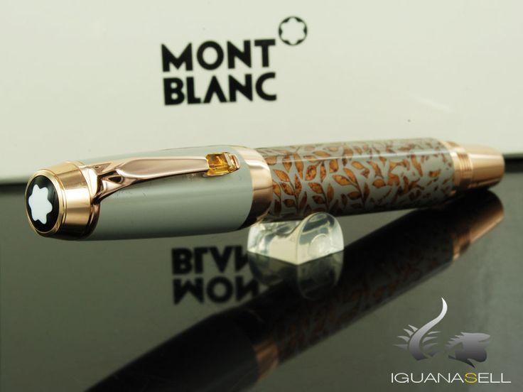 stylo plume mont blanc boheme bleu