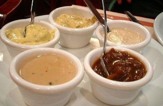 Szószok/mártások grillezett húsokhoz