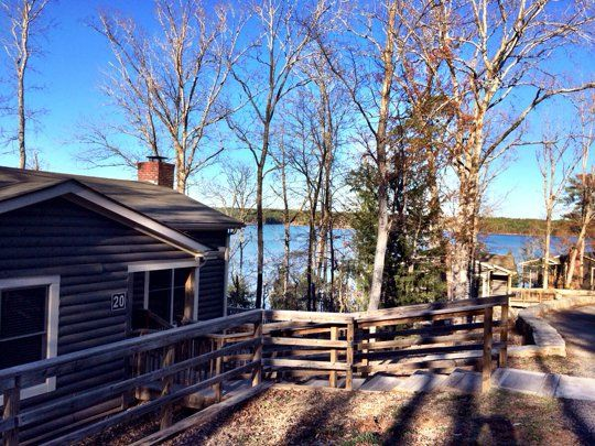 Cottages At Richard B Russell State Park. We spent the last day of spring lounging by the lake and hiking the trails.