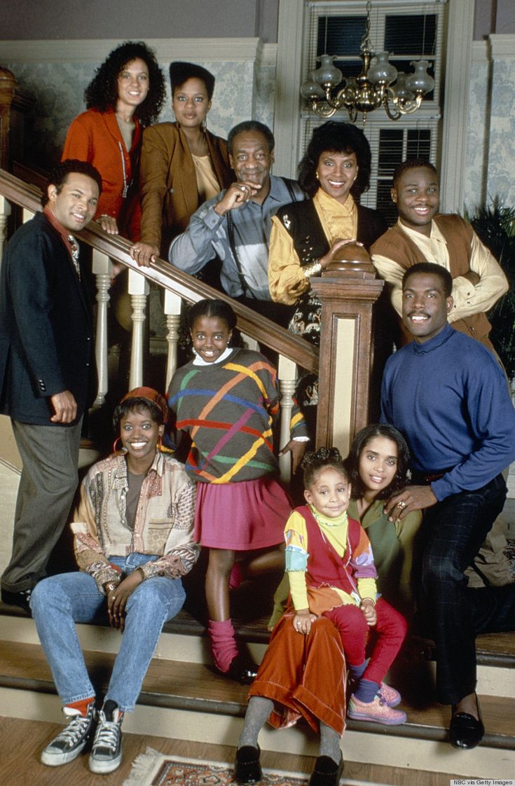 the cosby show cast season 7