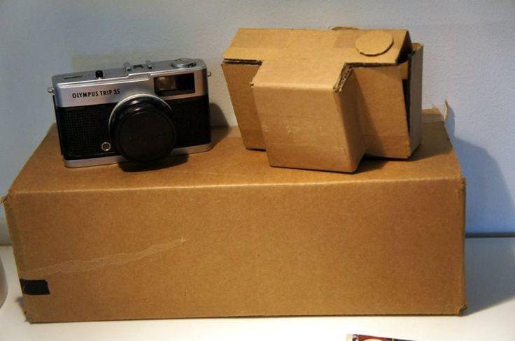 Camera Box. 2014. Emily Parsons