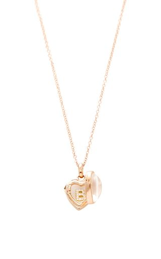 Baby Heart Loquet by LOQUET LONDON for Preorder on Moda Operandi