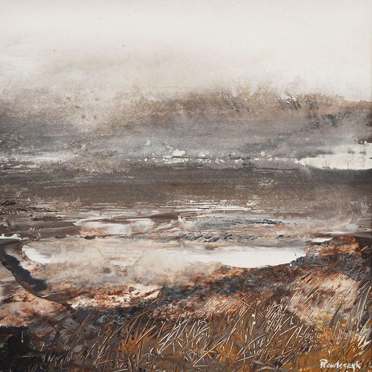 Lethbridge Gallery 10000 Small Scale Art Award Group 2: Online Finalists Acrylic on paper by Izabela Pawlaczyk