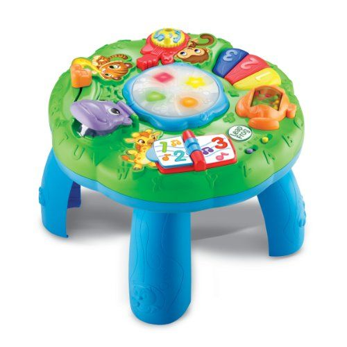 Leapfrog – 88516 – Table d'éveil Musical des Animaux   Your #1 Source for Toys and Games