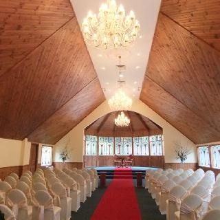 The gorgeous chapel @ poets lane