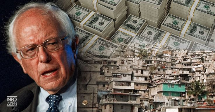 THE SANDERS TAX PLAN WILL DESTROY THE MIDDLE CLASS Looting the middle class because that's where the money is