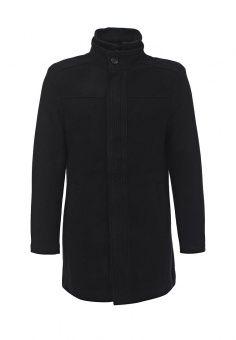 Пальто Best Mountain, цвет: черный. Артикул: BE534EMKUN33. Мужская одежда / Верхняя одежда / Пальто