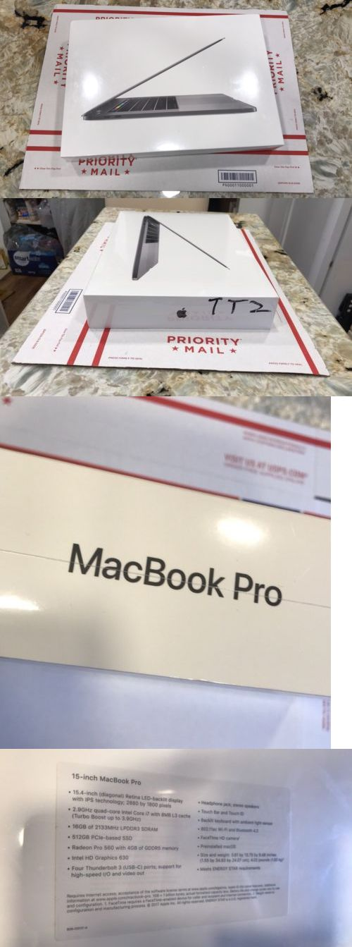 general for sale: New Sealed Apple Macbook Pro 15 (2017) 2.9Ghz 16Gb 512Gb Mptt2ll A Space Gray -> BUY IT NOW ONLY: $2435 on eBay!