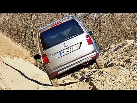 2016 Volkswagen Caddy Alltrack 4Motion - Test Drive & Review - YouTube
