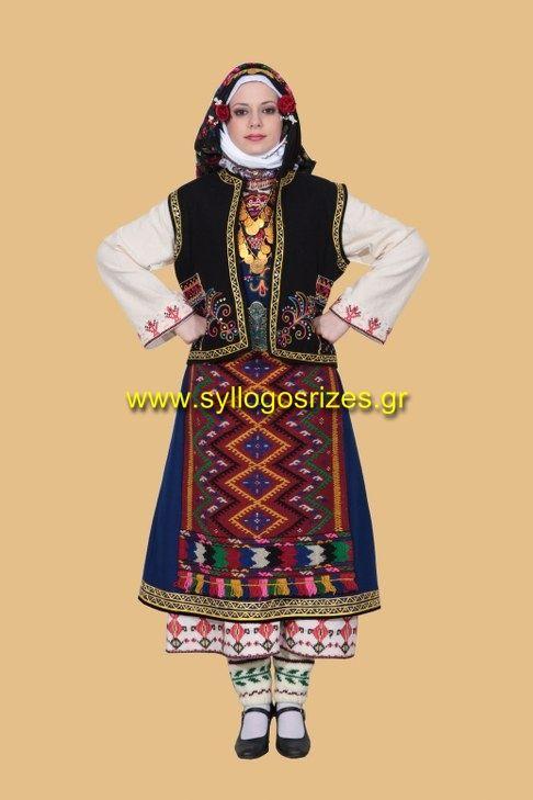 κατασκευή παραδοσιακών φορεσιών - Σύλλογος Ρίζες Ελληνοχώρι Θράκης   www.syllogosrizes.gr