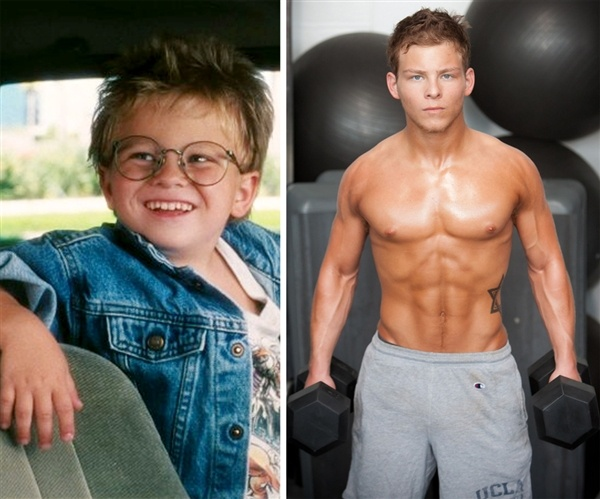 Jonathan Lipnicki grows up