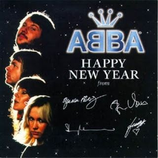 ABBA says Have a Happy New Year! Abba song Happy New Year lyrics and video at #LearnYourChristmasCarols http://www.learnyourchristmascarols.com/2011/01/happy-new-year.html #ChristmasMusic
