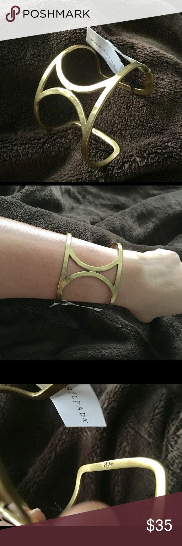 BNWT Silpada Bracelet Cuff BRAND new Silpada bracelet cuff. Free shipping on P ay p. a.l Silpada Jewelry Bracelets