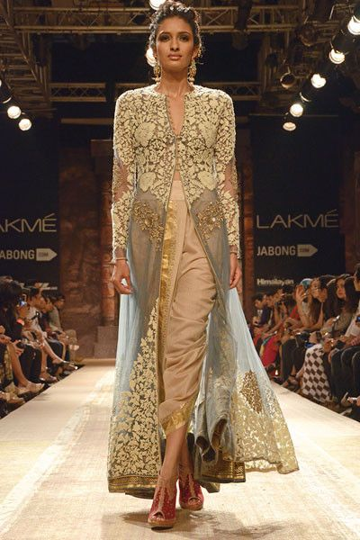 Anju Modi, Lakme Fashion Week 2014 - Google Search