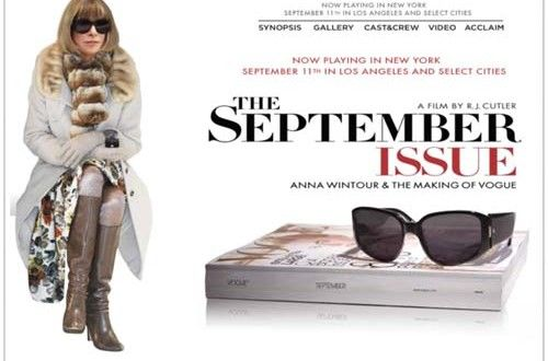 The September Issue, el documental sobre Anna Wintour