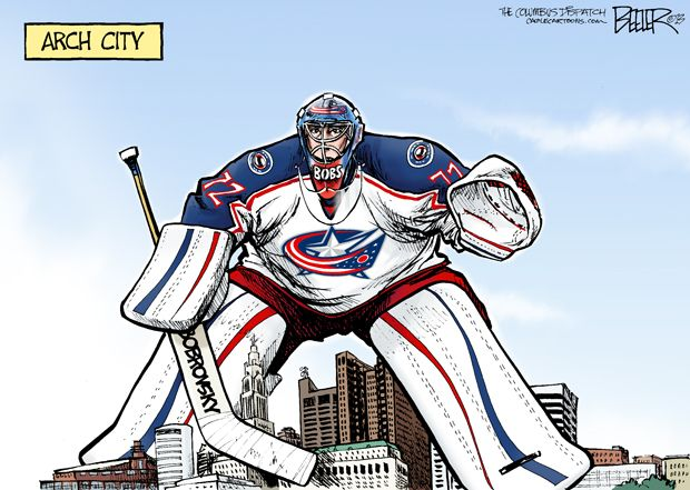 Nate Beeler | The Columbus Dispatch | Our City | Pinterest ...
