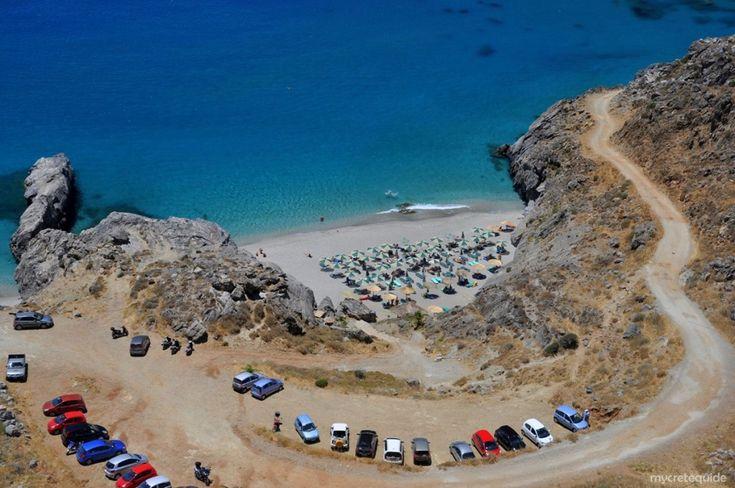 Ρέθυμνο - Μικρό Αμμούδι (Rethymno - Mikro Ammoudi)