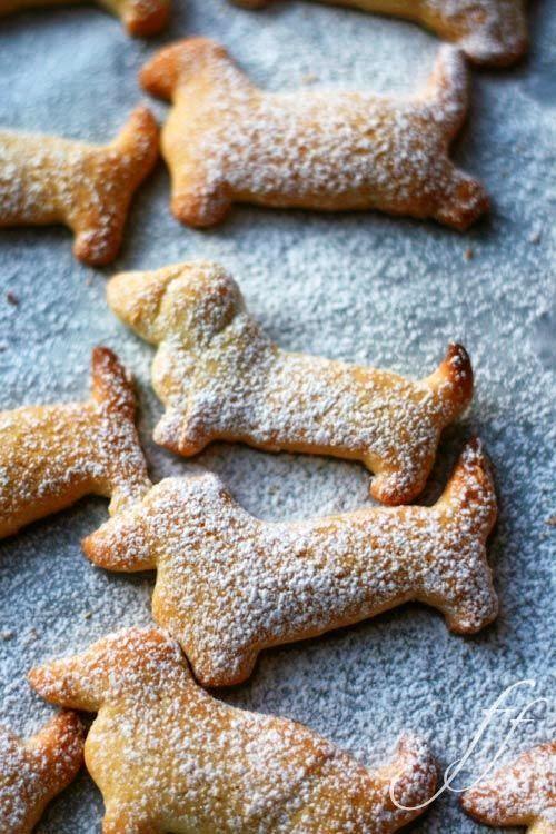 Agnese Italian Recipes: Italian Biscotti Bassotto recipe