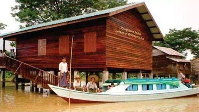 Kingdom Hall in Thailand http://MinistryIdeaz.com