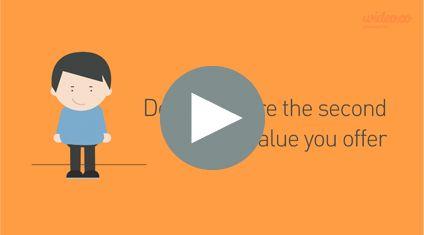 Wideo - wybierz obiekt, który chcesz animować (możesz skorzystać z dostępnych w Wideo postaci lub ikonek albo wgrać własne). Przeciągnij je na obszar do tworzenia animacji. Ustaw punkt na osi czasu, przesuń obiekt i znowu określ punkt na osi czasu. Krok po kroku - powstaje Twoje animacja. Gotowe kreacje mogą być udostępniane lub publikowane na stronie www, blogu (opcja embed). Wymaga rejestracji. (opis CEO). http://wideo.co/