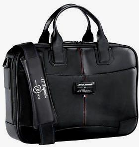 S.T. #Dupont McLaren Defi Medium Laptop & Document #Black Leather Briefcase Bag  https://couponash.com/deal/st-dupont-mclaren-defi-medium-laptop-document-black-leather-briefcase-bag/169225