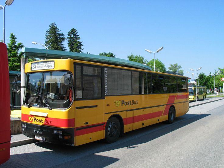 Alle Größen | Postbus Steyr in Bregenz 28.5.2005 068 | Flickr - Fotosharing!