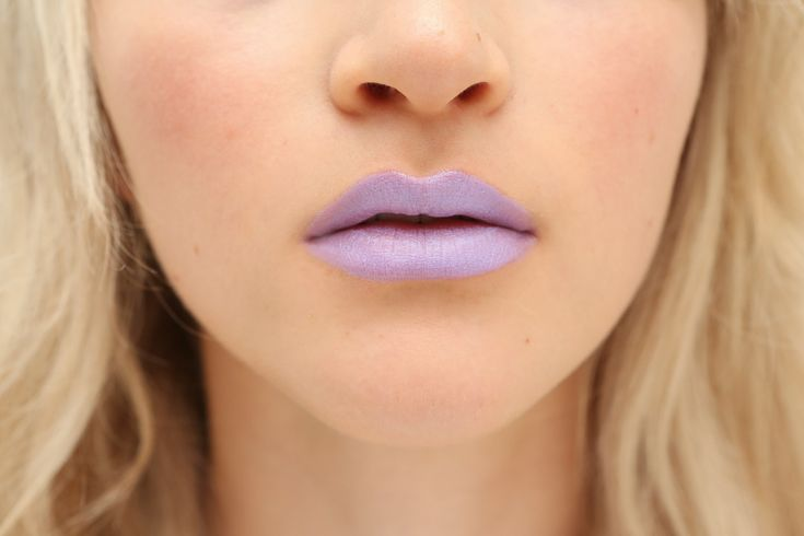 Nyx Macaron Lippie in Lavender