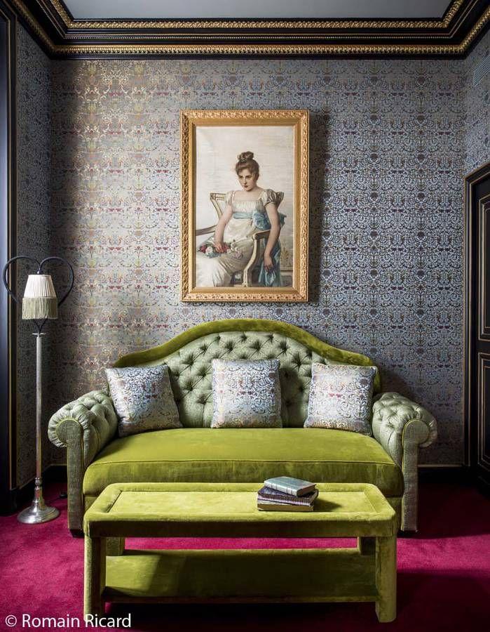 59 best images about d co classique classical decor on for Maison classique deco