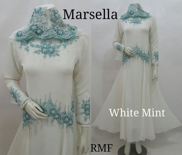 Muslim Wedding Dress - Abaya Maxi Dress - Moroccan Kaftan - Dubai Kaftan - Fancy Abaya - Kaftan dress - Muslim Dress - Marsella Dress by Mustikacollection on Etsy