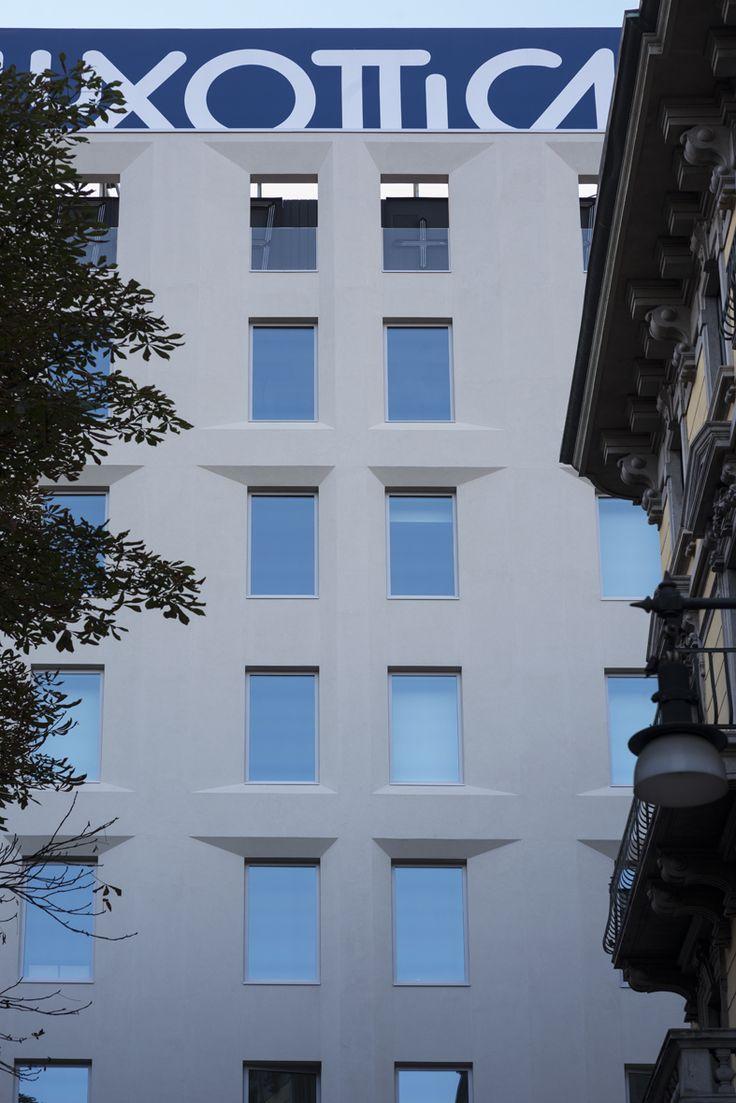 Luxottica  Headquarter in Milan