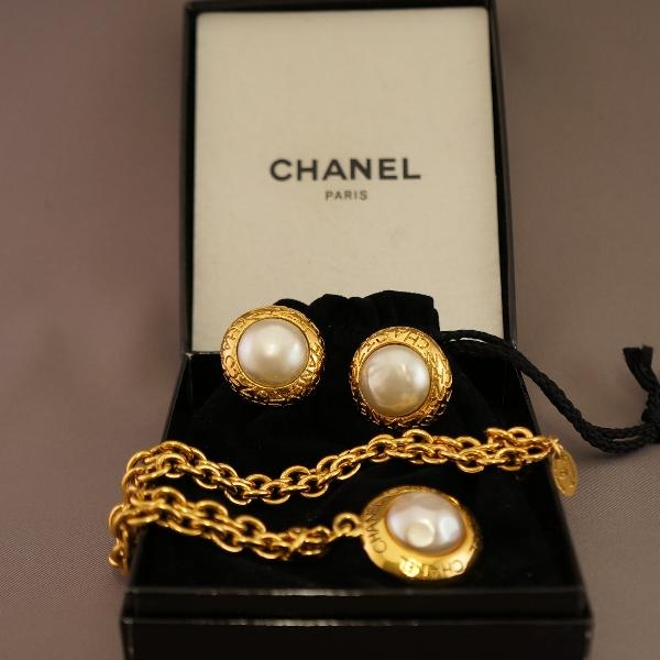 Tip: Chanel Jewelry (Gold)
