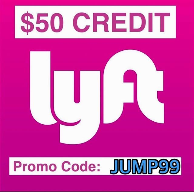 1.) Download the Lyft app from the App Store and get $50 credit. 2.) Enter code JUMP99 under the promo section 3.) Take a ride! #lyftdiscount #lyftpromocode #lyftdiscountcode #lyft #lyftride #lyftcredit #lyftcoupon #FREE #lyftcodes #lyftfree #lyftdriver #coupons #Hickory #Deltona #LakeTahoe #Minneapolis #Alexandria #VirginiaBeach #Davenport #Ames #Napa #Augusta #Windham #LaJolla #Sanford #lajollalocals #sandiegoconnection #sdlocals - posted by Ride with lyft Free…