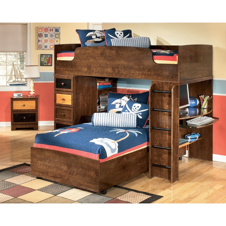 46 Best Kids Bed Ideas Images On Pinterest Child Room Toddler