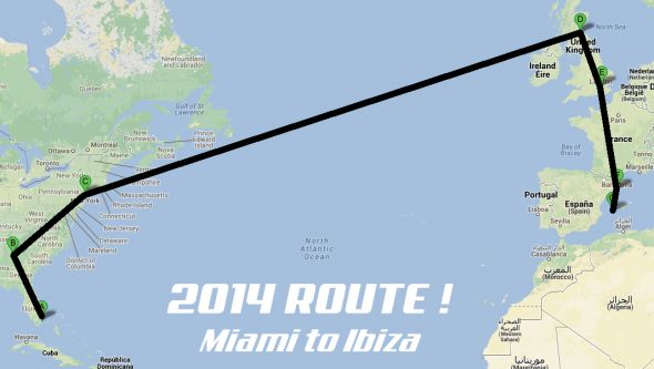 gumball3000-2014-route that's a lot of miles